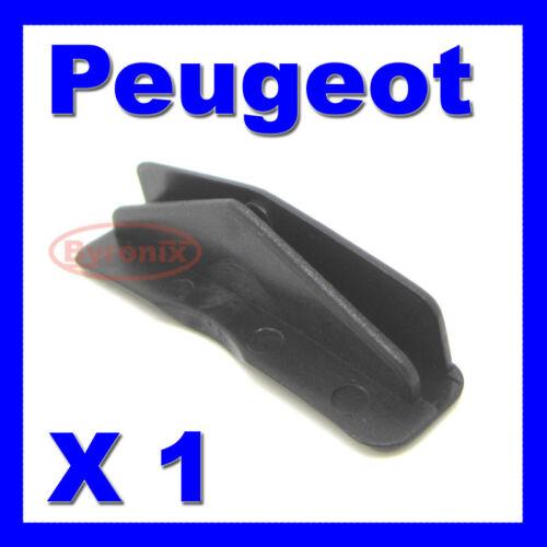 PEUGEOT 106 306 WINDOW GUIDE PLASTIC CLIP DOOR GLASS EDGE 3 door hatch