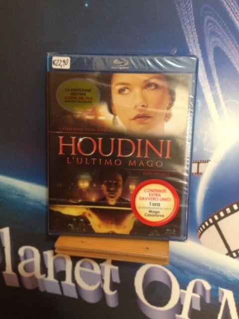 Houdini - l'ultimo mago*BLU RAY*NUOVO