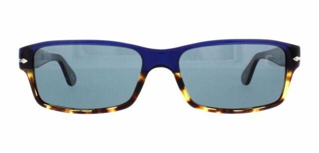 279b7ddde1 NWT Persol Sunglasses PO 2747S 955 4N Polarized Havana Blue Blue 57 mm 9554N