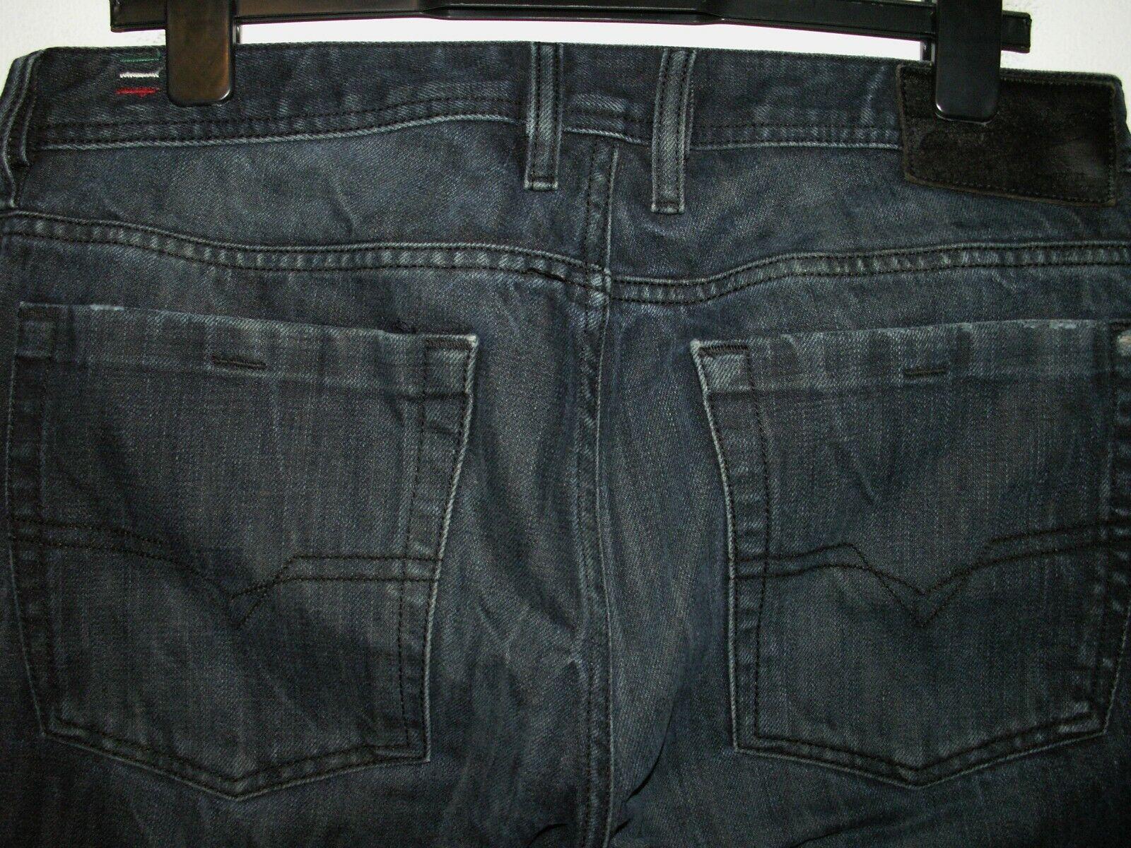 DIESEL ZATHAN Jeans avviocut Lavaggio Lavaggio Lavaggio 0072Y W32 L30 (a4727) 3c5d0a
