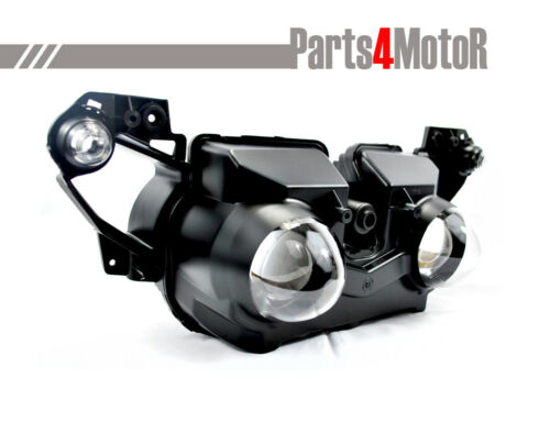 US Headlight Housing Assembly For Yamaha YZF R1 YZFR1 R1000 2009 2010 2011 Clear