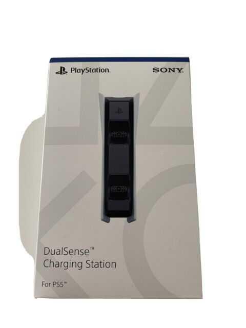 NEW Sony Playstation 5 PS5 DualSense Charging Station Genuine Official IN HAND