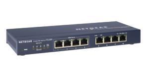 Netgear-ProSafe-FS108PEU-8-Ports-Ethernet-Switch
