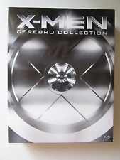 X-Men Cerebro Collection -Cofanetto di 7 Film Blu-Ray Italiano Wolverine X-man