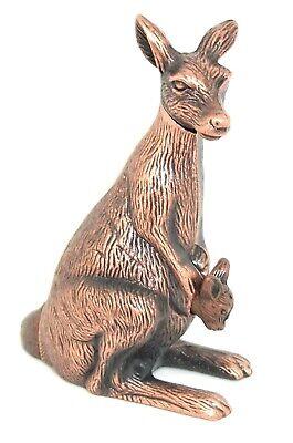 Kangaroo Die Cast Metal Collectible Pencil Sharpener