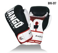 Kango Gladiator Pro Leather Boxing Competition Gloves