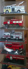 FIREFIGHTERS TRUCK TANK ZIL 130 1969 1/57 # DEL PRADO NEW
