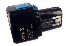 7.2V Battery for Hitachi NR90GC3 NRWH 6DC 325292 Premium Cell UK NEW
