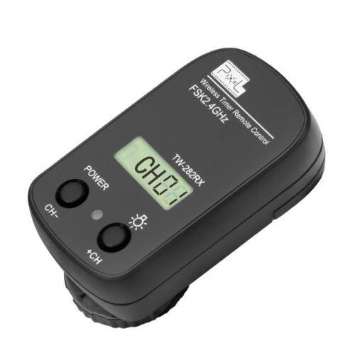 PIXEL TW-282//S1 Télécommande Timer sans fil pour Sony