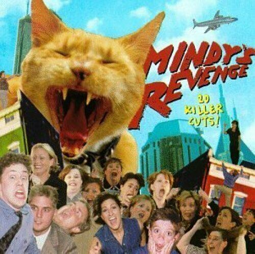 Mindy's Revenge 20 killer cuts [CD]