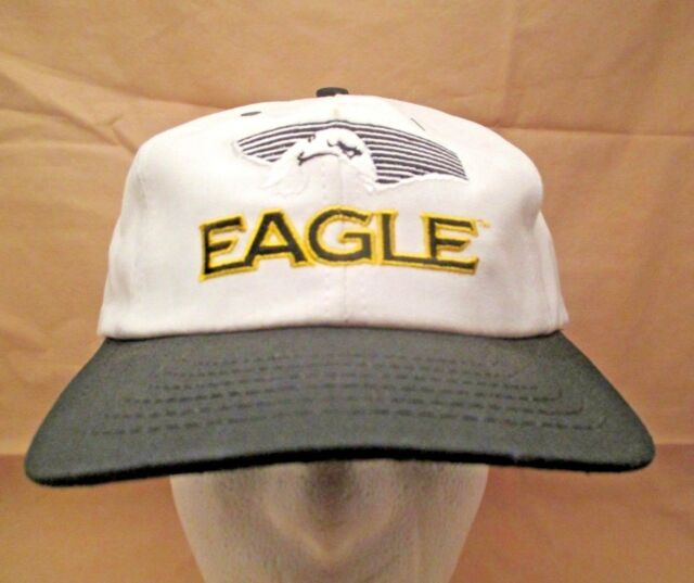 4d32a9cc6ba Eagle Marine Electronics Fish Finder Fishing Hat Snapback Trucker Cap USA