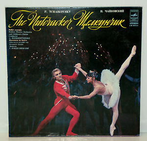 super-Vinyl-LP-Platte-von-Nussknacker-Bolshoi-Theater-Children-Chor-Conducto