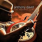 The Powerful Now [Slipcase] * by Anthony David (CD, Aug-2016, Shanachie Records)