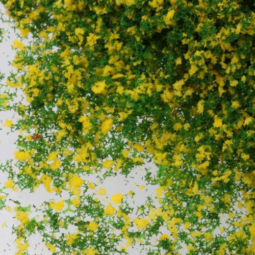 Schwamm Hell Gelb Grün Laub für Modell Bäume Sträucher Hedge DIY Scenic