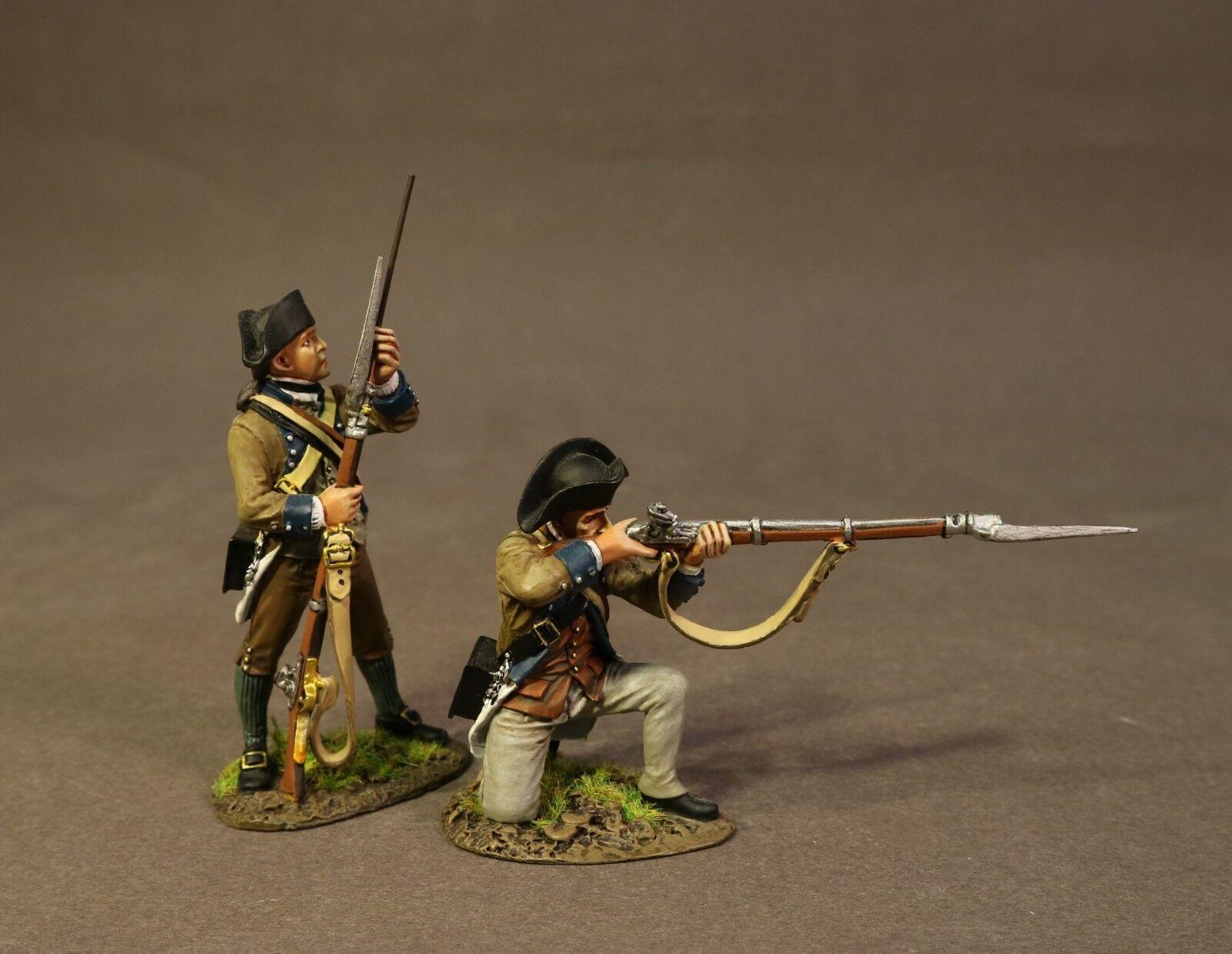 John Jenkins Cisterne Along The Mohawk SYN-07 2nd Nuovo York Reggimento