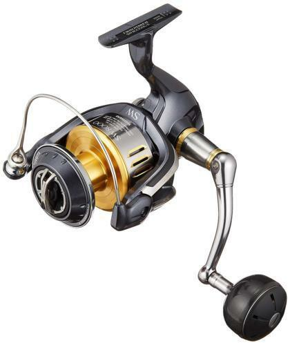 SHIMANO 15 TWIN POWER SW 8000HG Fishing REEL From JAPAN