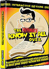 The Ultimate Know It All Quiz (DVDi, 2010)