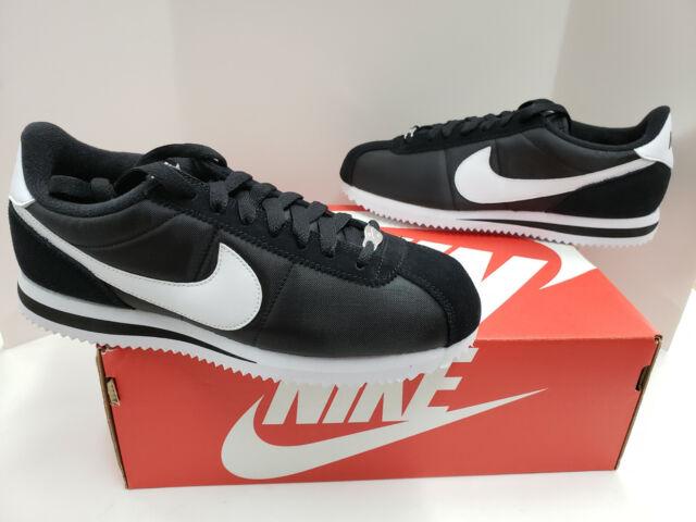 Nike Classic Cortez Nylon Shoes Size 10