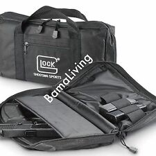 GLOCK® Factory New OEM Single Pistol Range Tactical Bag