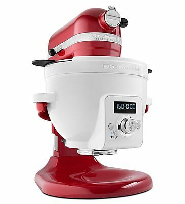 New KitchenAid Precise Heat Mixing Bowl for Bowl Lift Stand Mixers KSM1CBL