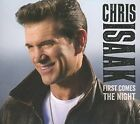 Chris Isaak - First Comes The Night CD UK Limited Deluxe Edition 2016