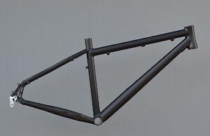 Comp-Mountainbike-Rahmen-42-cm-Alu-schwarz-matt-26-034-Disc-only-NR552