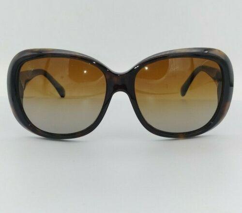 Chanel 5248 714/S5 Sunglasses Dark Brown Tortoises