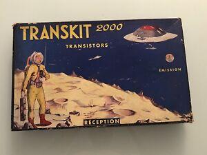 Jouet-Ancien-coffret-Transkit-2000-Transistors-ORTF