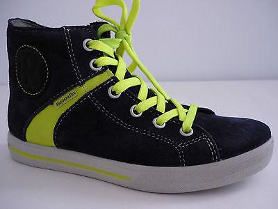 RICOSTA JAKE Jungen Schuhe 32 33 34 Mittel Knöchelschuhe NEU