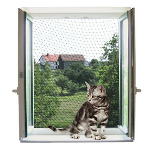 Kerbl Cat Cotton Safety Mesh Net Window Doors Balcony Safety