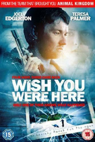 Wish You Were Here DVD Neu DVD (MTD5890)