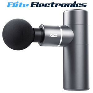 Feiyu KICA Massage Gun Electric Alloy Muscle Therapy 4 Speed & Heads