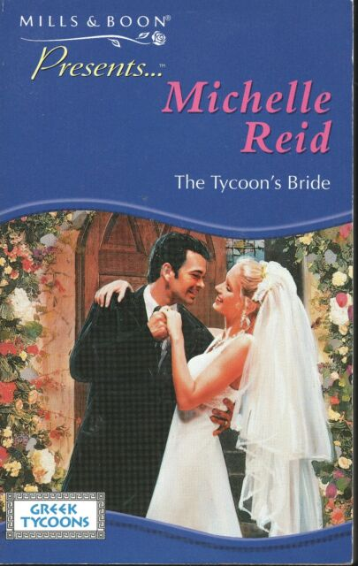 The Tycoon's Bride by Michelle Reid (Paperback)