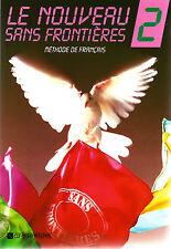 CLE International LE NOUVEAU SANS FRONTIERES 2 Livre D'Eleve @NEW@