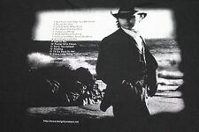 XXL * vtg 90s DWIGHT YOAKAM Last Chance t shirt * country music * 94.19
