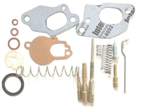 VESPA Carburateur Réparation Kit Jeu Set si 20-24 carburateur 18 pièces