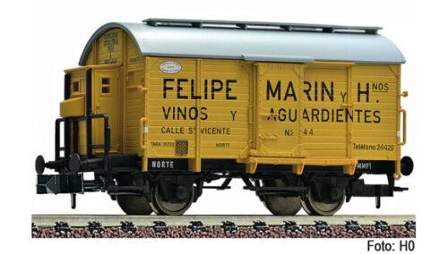 """Fleischmann Spur N 845707 Weinfasswagen """"Felipe Marin"""" eingestellt bei der span"""