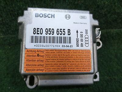 Airbagsteuergerät  Audi Q7 4L0 959 655 B 2005-2015 4L0959655B SW 4L0910655A