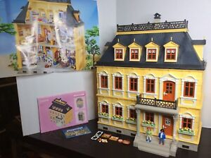 Gran mansi n victoriana playmobil 5301 mu eca casa de - Gran casa de munecas playmobil ...