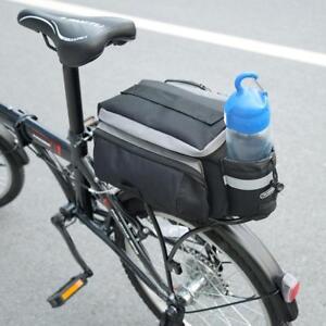 Roswheel 13l Bicycle Rear Rack Shelf Bag Pannier Pack Shoulder Handbag Bicycle Bags & Panniers Cycling
