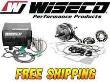 Wiseco Top Bottom End Honda 2003 CR125R CR 125 Rebuild Kit Crankshaft Piston