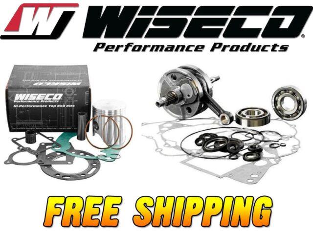 Wiseco Top & Bottom End Yamaha 2002 YZ 125 YZ125  Rebuild Kit Crankshaft Piston