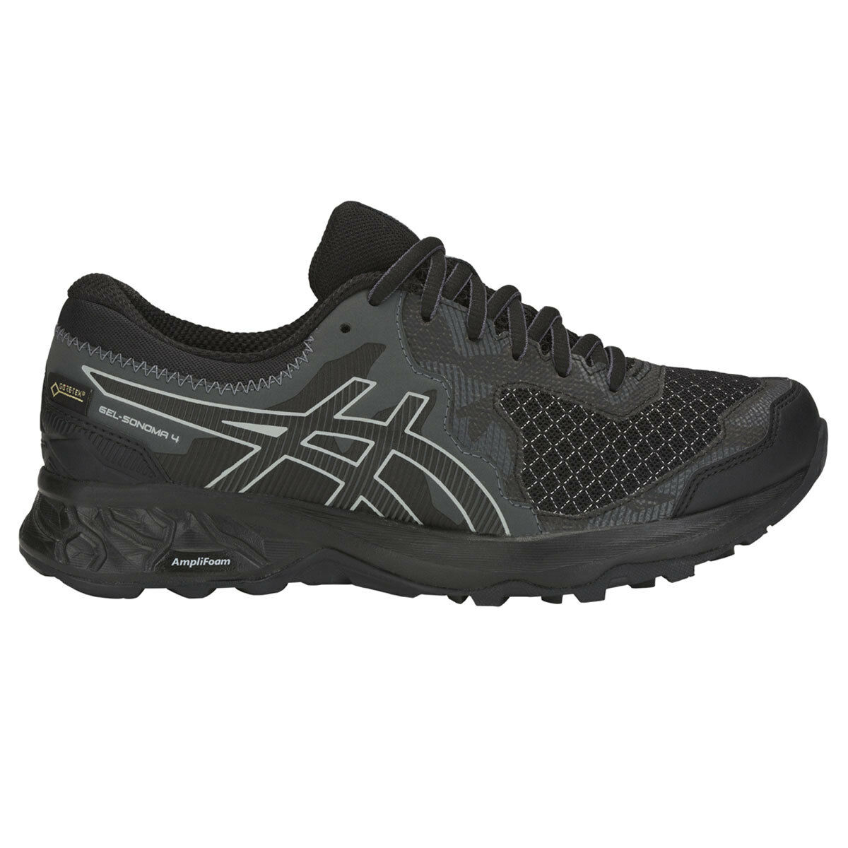 Asics gel-Sonoma 4 G-TX mujer   1012a191-001   impermeable y resistente a la intemperie
