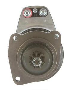 Anlasser-12V-Mercedes-Unimog-Fendt-Claas-Steyr-Liebherr-0001418012-BNG4-12CR201