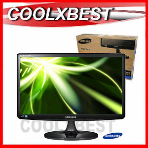 SAMSUNG-LED-WIDE-PC-MONITOR-21-5-034-22-034-54cm-FULL-HD-1080p-S22A100N