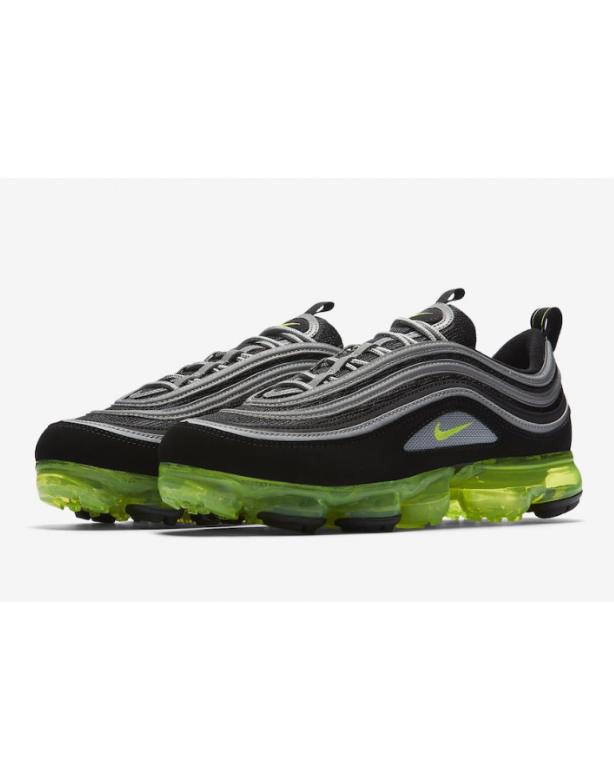 Nike Nike Nike Air Vapormax 97 Japan Neon AJ7291-001 w Receipt Size 7-14 4ecc49
