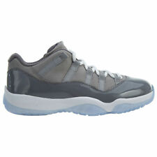 quality design d7189 dc82b 2018 Nike Air Jordan 11 XI Retro Low OG Sz 9.5 Cool Grey White Smoke 528895