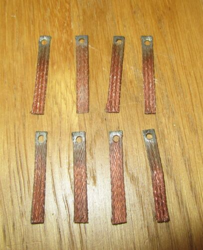 Contatti striscianti Policar slot car Pick-up brushes Polistil Copper A35 NEW