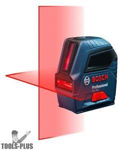 Bosch-GLL50-RT-Self-Leveling-Cross-Line-Laser-Kit-Factory-034-Mfr-034-Refurbished