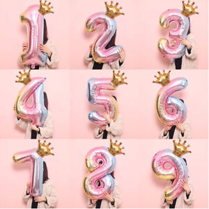 32-inch-Crown-Number-Foil-Balloon-Digit-Ballon-Happy-Birthday-Party-Decor-Well